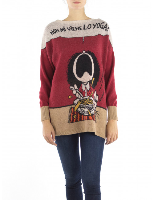 Pullover Capsule Mafalda Ottod'Ame