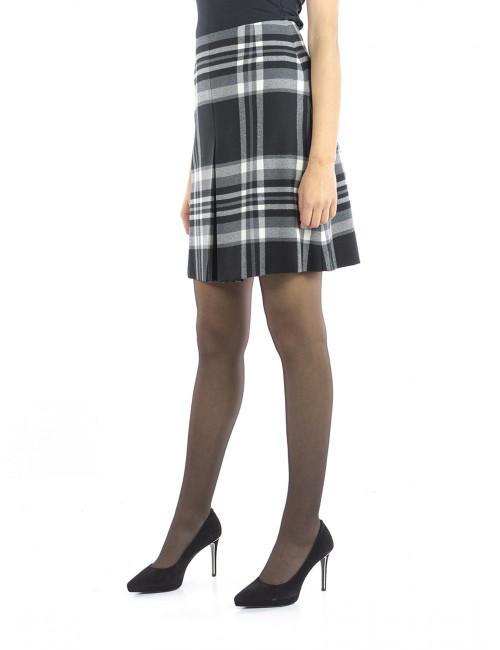 Minigonna in lana Boss