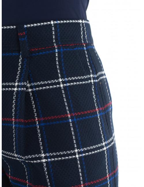 Pantalone a quadri Tommy Hilfiger