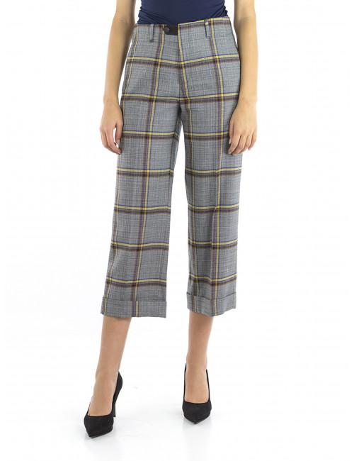 Pantalone a quadri Alysi