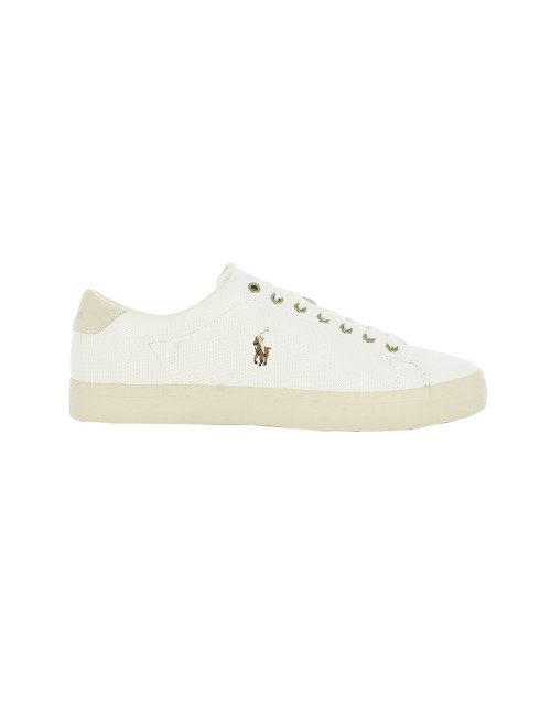 Sneaker Ralph Lauren in pelle
