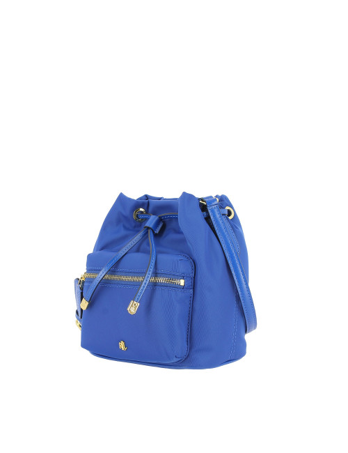 Borsa a secchiello mini Lauren