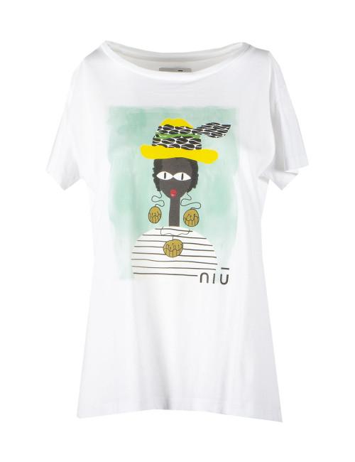 T-shirt Niù
