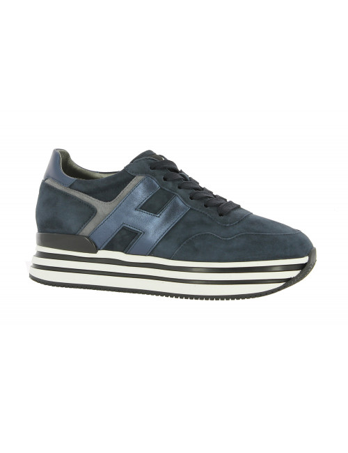 Sneaker Midi Platform Hogan
