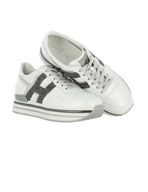 Sneaker H222 Midi Hogan donna