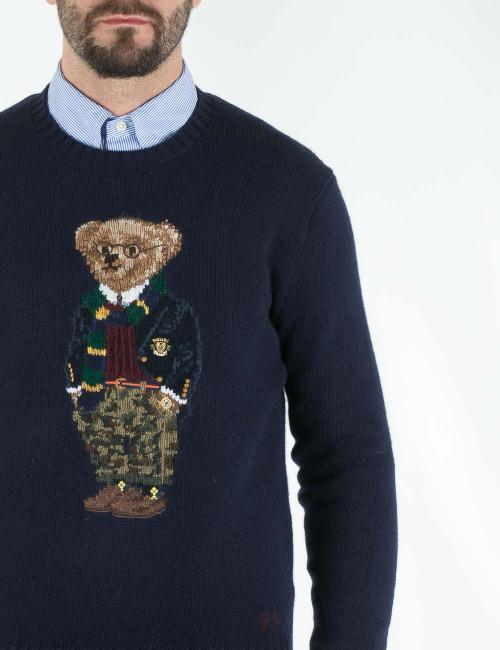 Maglia Polo Bear Ralph Lauren