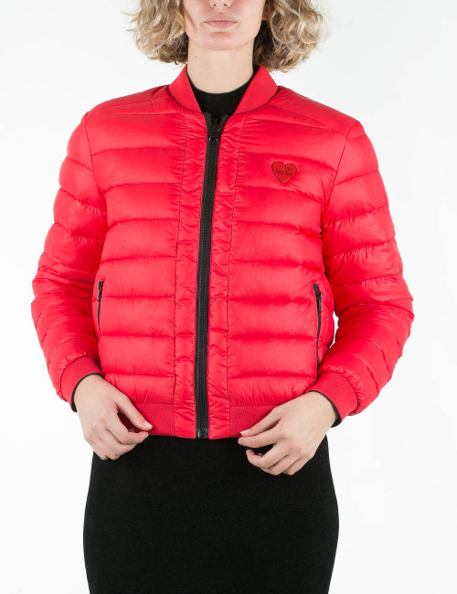 Bomber double-face Love Moschino