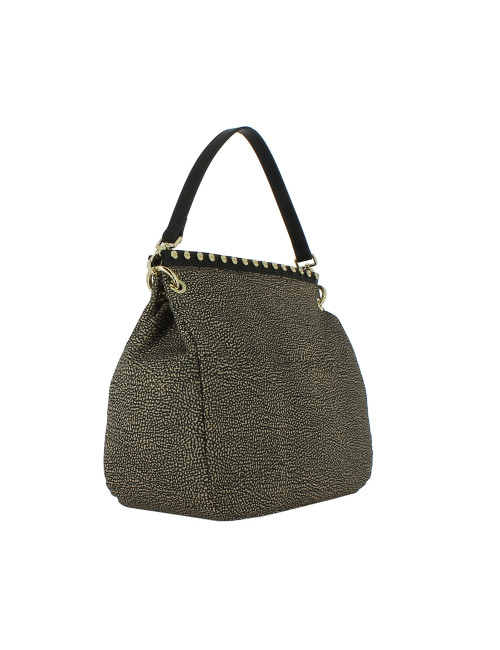 Borsa Hobo Metro medium Borbonese