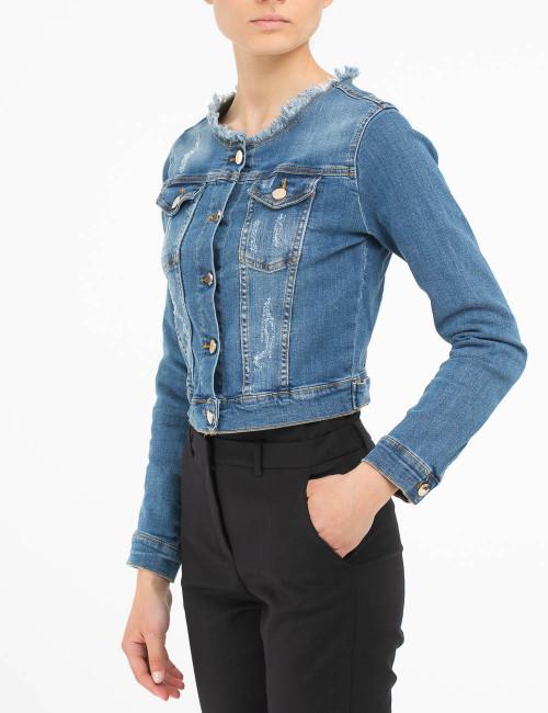 Giubbino in Jeans Relish