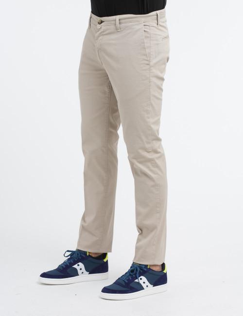 Pantalone chino Blue Arctic