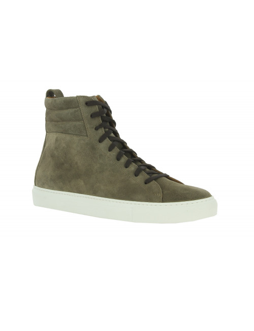 Sneaker alta Manifatture Etrusche